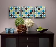 Affordable Wall Art Design Polka