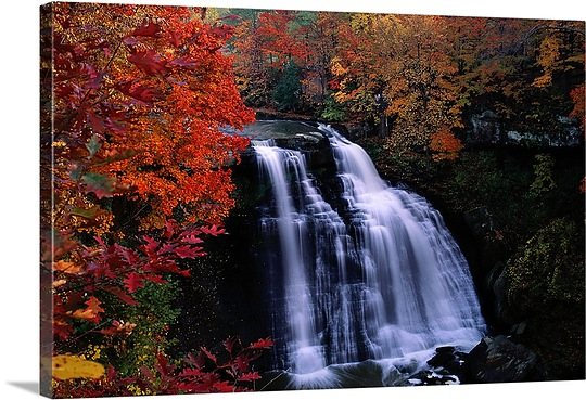 Affordable Wall Art Design Waterfall