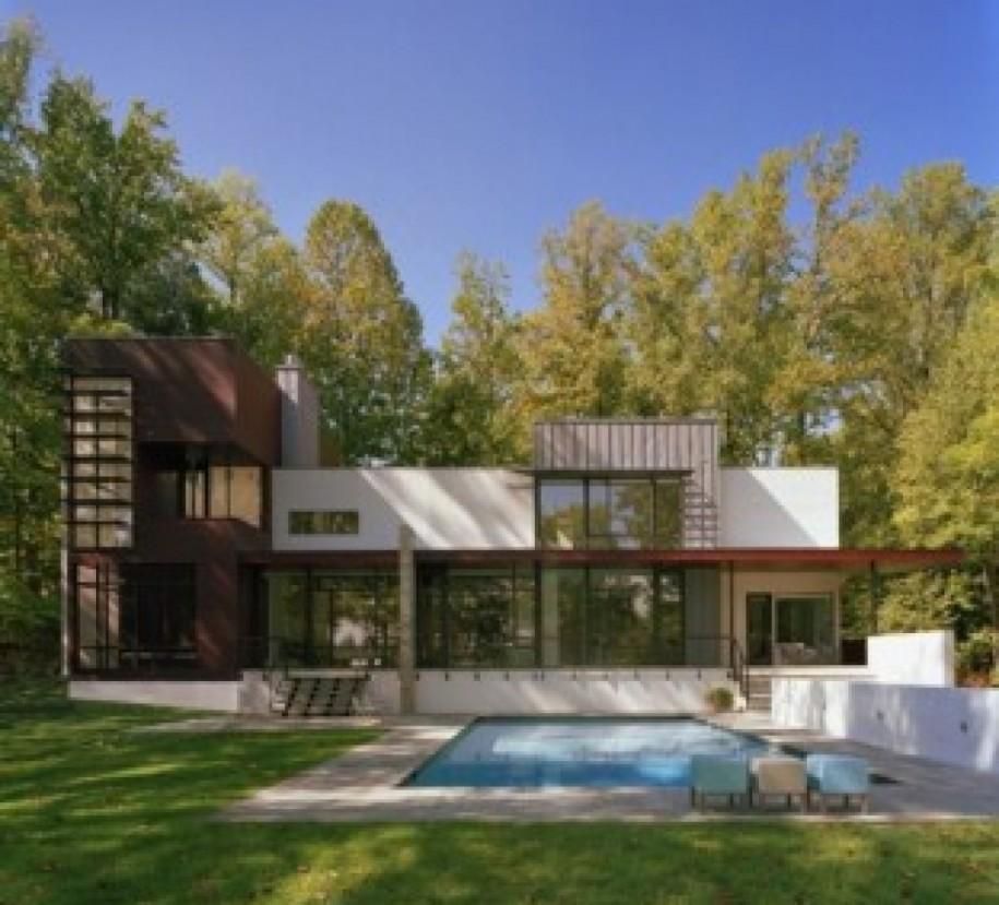 Backyard View Design