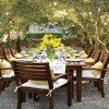 Backyard View Design Diningroom