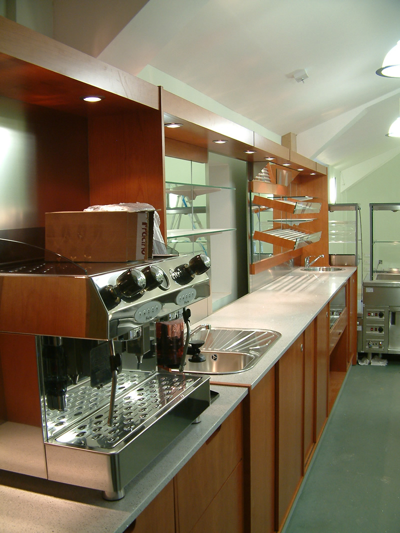Bar Servery Design Equipment