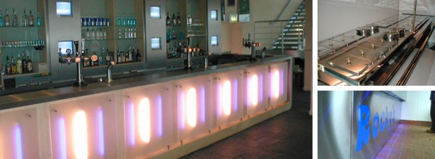 Bar Servery Design Ideas