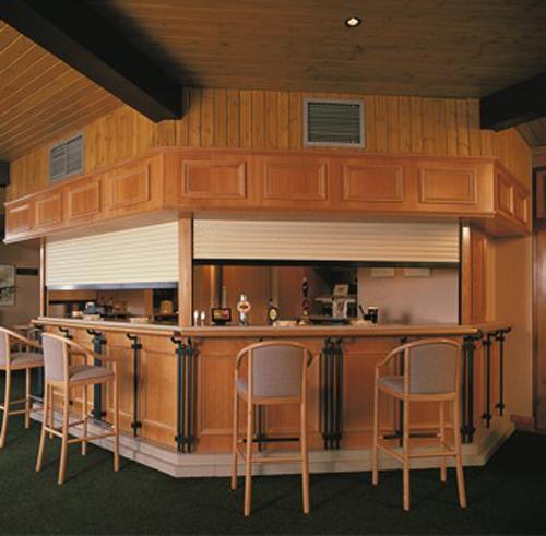 Bar Servery Design Vented
