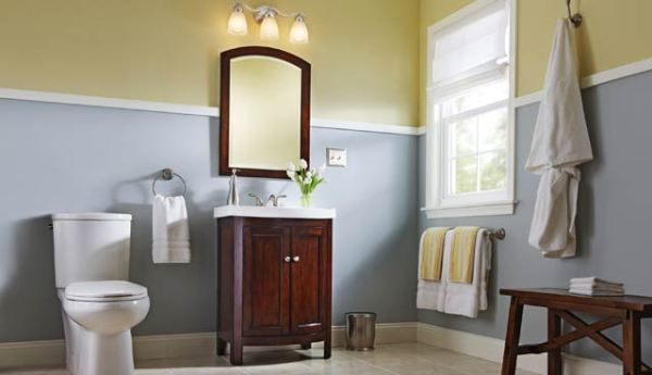 Bathroom Decor Modern Lux Image