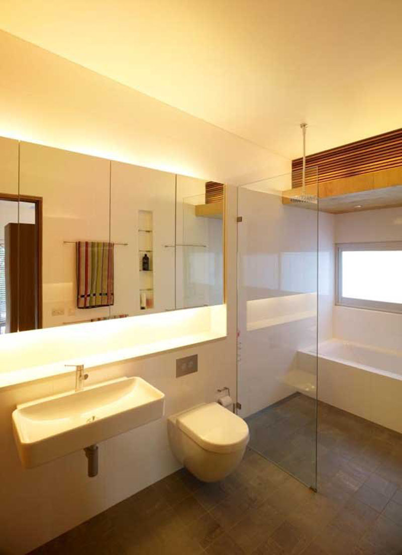 Bathroom Renovation Natural