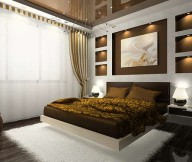 Brown Bedroom Decorating Luxury