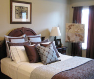 Brown Bedroom Decorating Smart Chic
