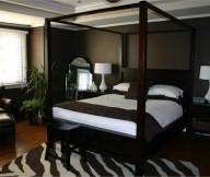 Brown Bedroom Decorating Unique