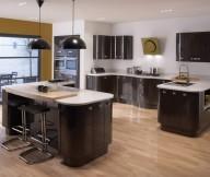 Brown Expensive Kitchen Design