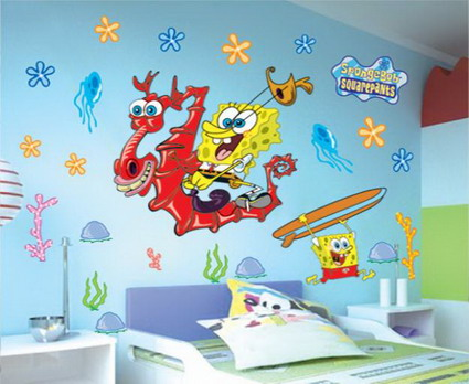 Budget Bedroom Decorating Ideas for Kids