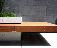 Cantalivered Bench Design Flickr