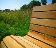 Cantalivered Bench Design Klein