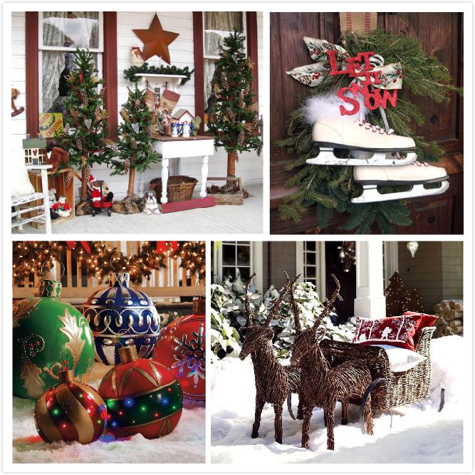 Christmas decorating on Group