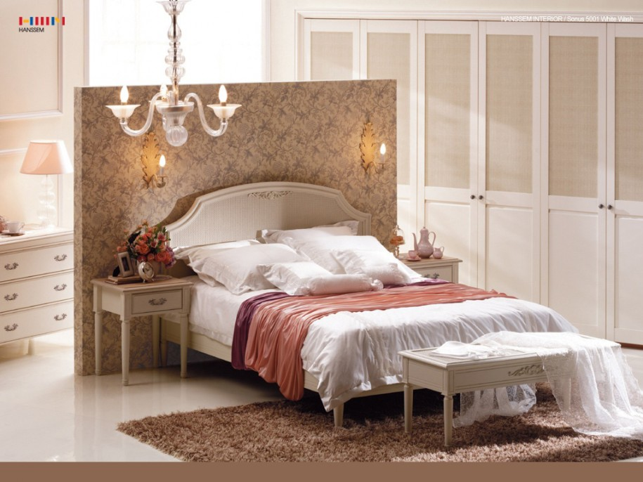 Classic Design Bedroom