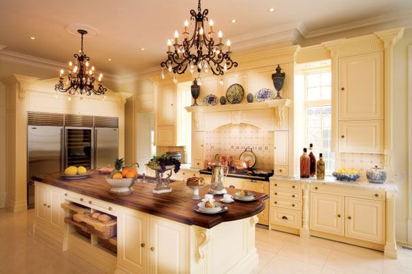 Classic Luxury Expensive Kitchen Design