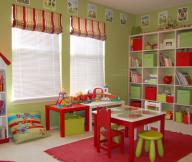 Decorating Kids Playroom Cheerfull
