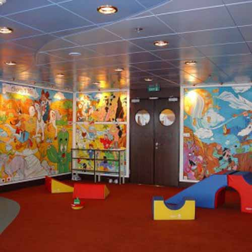 Decorating Kids Playroom Image