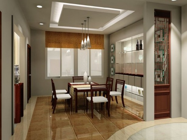 Dining Room Interior Design Ideas Review-