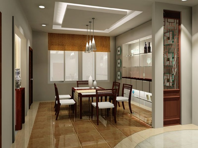 Dining Room Interior Design Ideas Review-