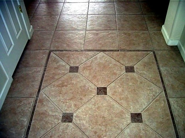Entryway Tile Design Ceramic