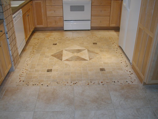 Entryway Tile Design Kitchen