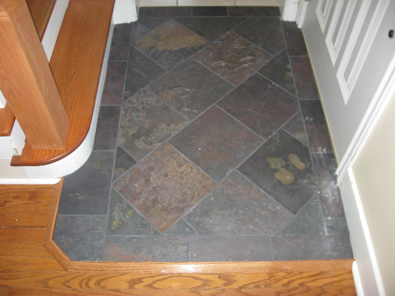 Foyer Tile Floors : Entryway tile design ideas kvriver
