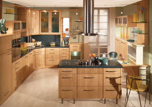 Expensive Kitchen Design 2012