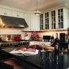 Expensive Kitchen Design Black and White Furniture
