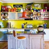 Expensive Kitchen Design Colorful
