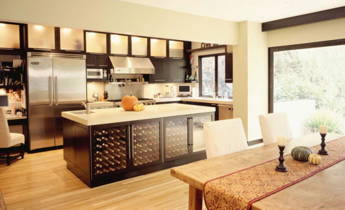 Expensive Kitchen Design Modern