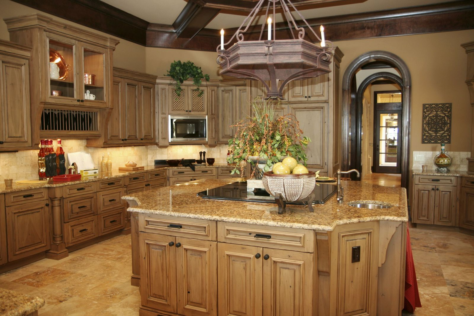Granite Expensive Kitchen Design