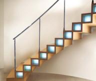 Hardwood Stairs Design Modern