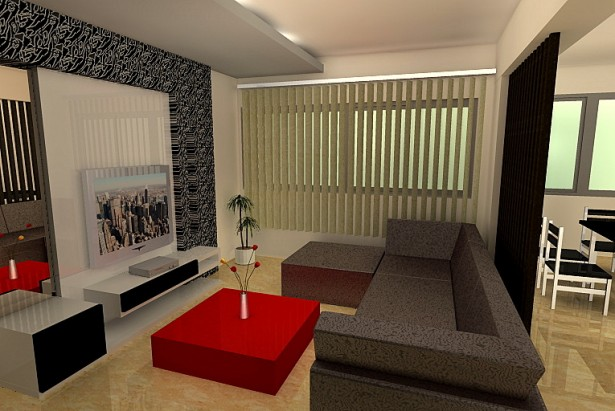 Interior Decoration Themes Contemporary