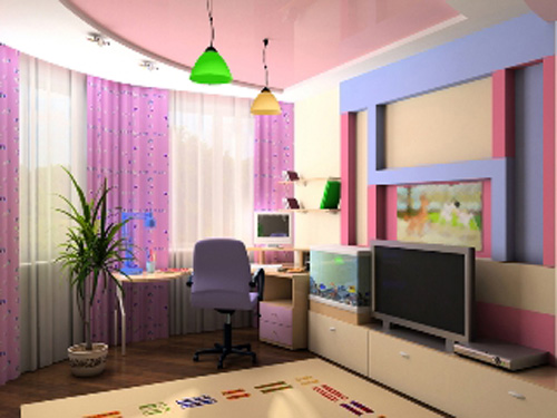 Interior Decoration Themes Picture