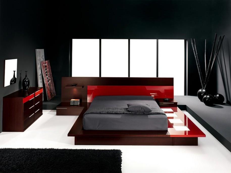 Interior Design of Bedroom Concept