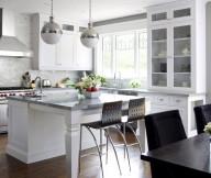 Kitchen Island Design 2012