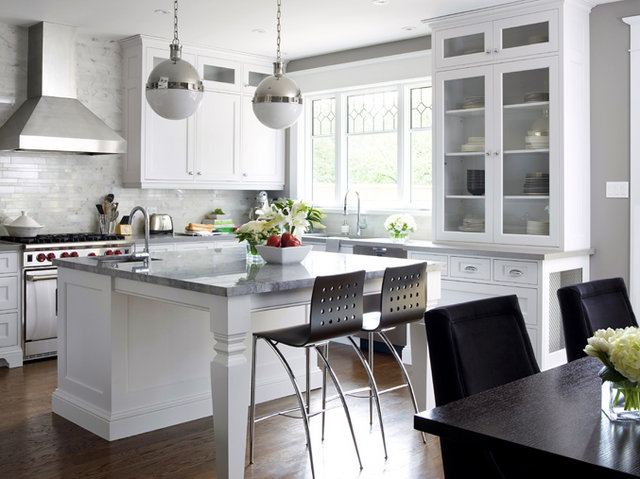 Kitchen Island Design 2012