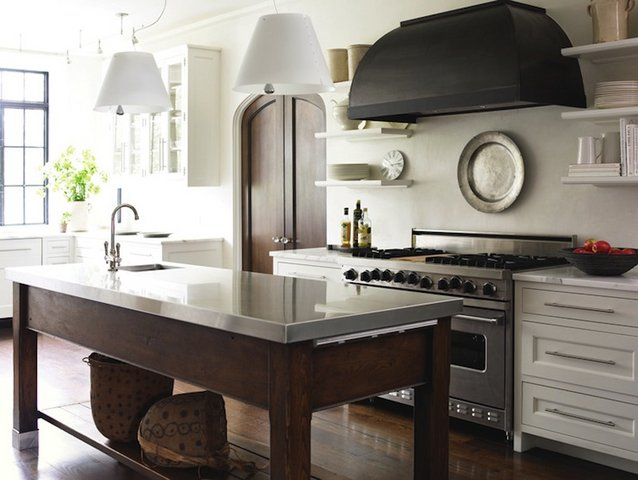 Kitchen Island Design Image
