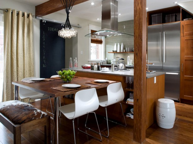Kitchen Island Design Minimalis