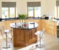 Kitchen Island Design Picture