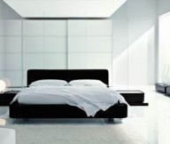 Modern Bed Domino