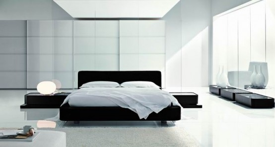 Modern Bed Domino