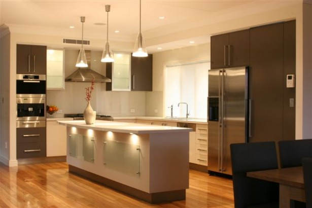 Modern Expensive Kitchen Design