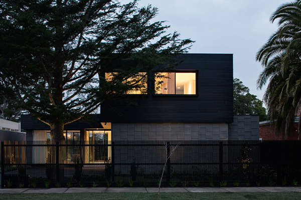 Modern Home Design Block House