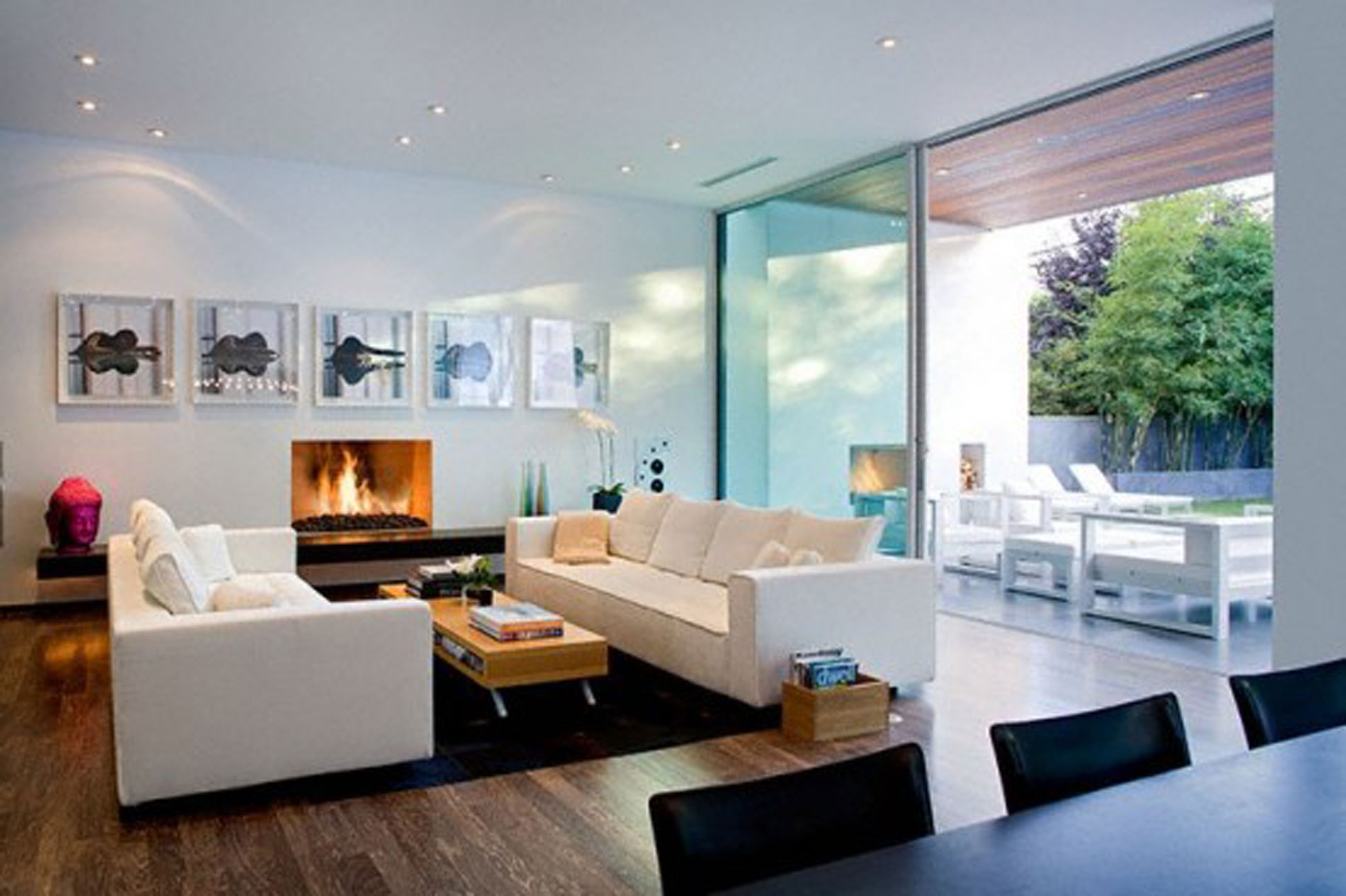 Modern Home Design Ideas for Living Room