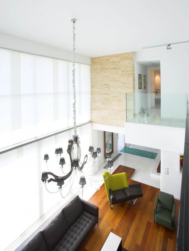 Modern Prefab Homes Interior