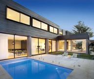 Modern Prefab Homes Pool