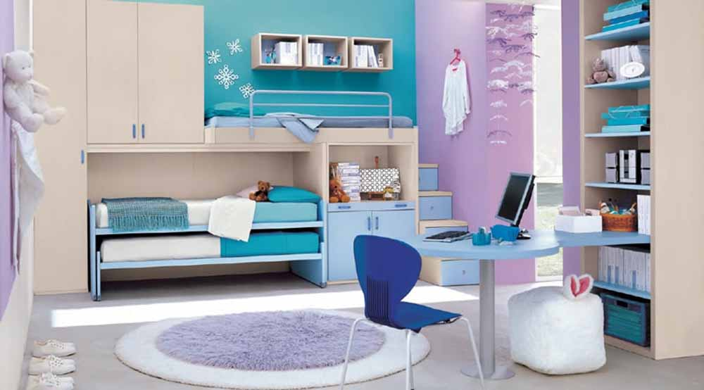 Modern Teenage Girl Room Ideas