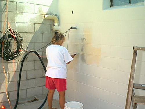 Painting Walls Decorating