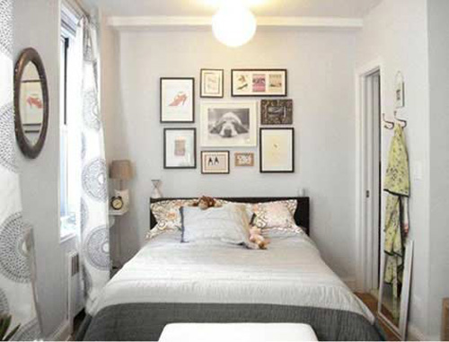 Small Bedroom Decorating Ideas Image